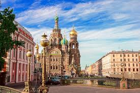 Glance of Russia  8Days/7Nights